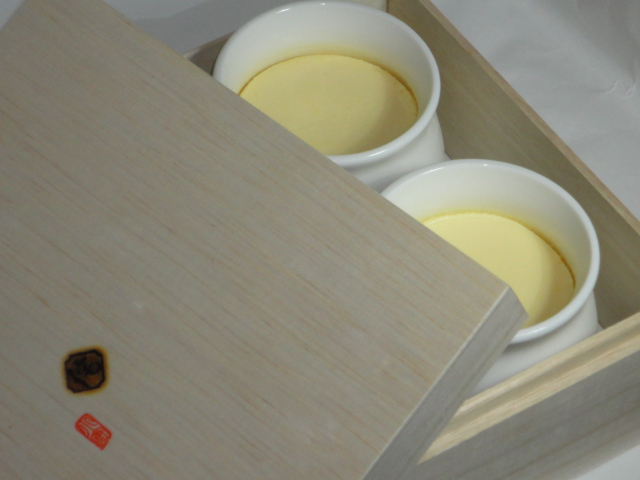 チーズプリンギフトセット